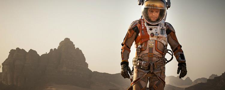 Oscars 2016 - The Martian