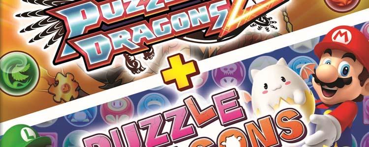 Puzzle Dragons - 3DS