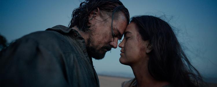 The Revenant - Leonardo DiCaprio