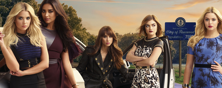 Pretty Little Liars - Saison 6B (1)