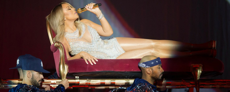 Mariah Carey - Sweet Sweet Fantasy Tour (2)