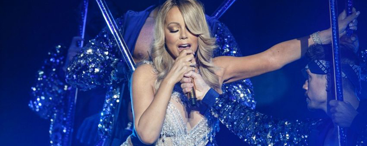 Mariah Carey - Sweet Sweet Fantasy Tour (3)