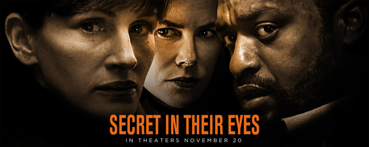 Secret in their Eyes - Julia Roberts