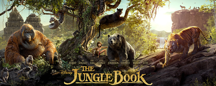 The Jungle Book (2016) (1)