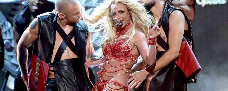 Britney Spears - Billboard Awards 2016 (1)