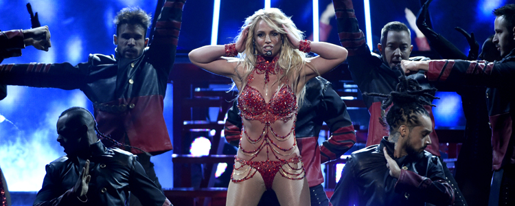 Britney Spears - Billboard Awards 2016 (2)