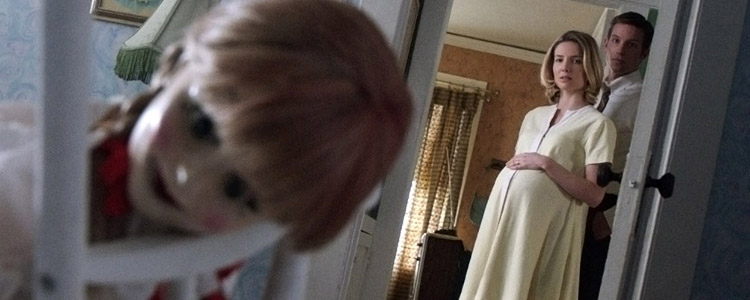 Annabelle - Spin-Off Conjuring