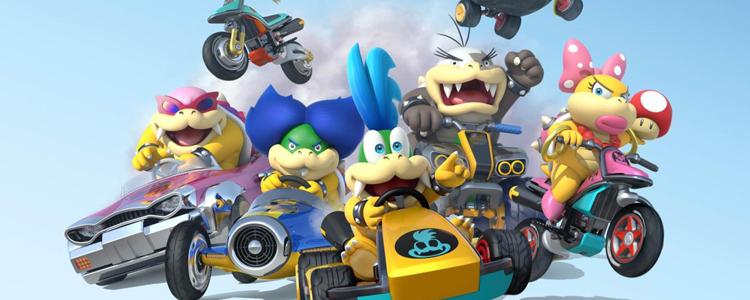 Mario Kart 8 - Wii U (2)