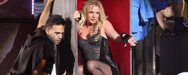 Britney Spears - Femme Fatale Tour (DVD) (1)