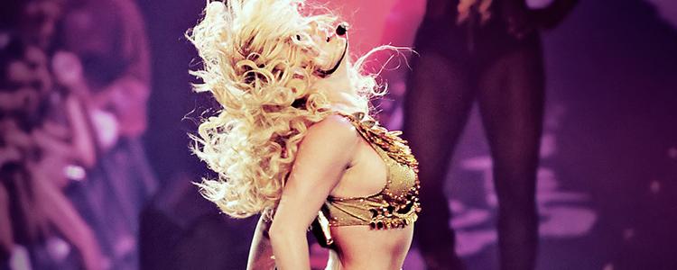Britney Spears - Femme Fatale Tour (DVD) (2)