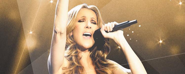 Céline Dion - AccorHotels Arena (2 juillet 2016)