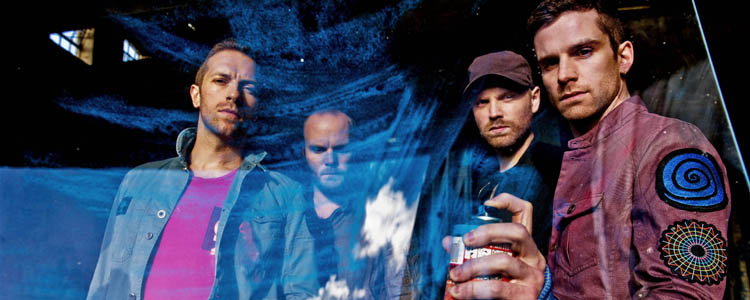 Coldplay - Every Teardrop is a Waterfall (single)