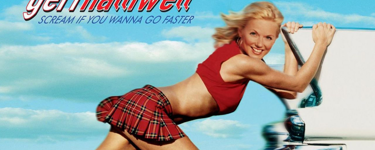 Geri Halliwell - Scream If You Wanna Go Faster (album)