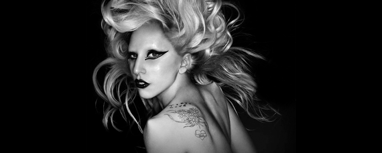 Lady Gaga - Born This Way (single)