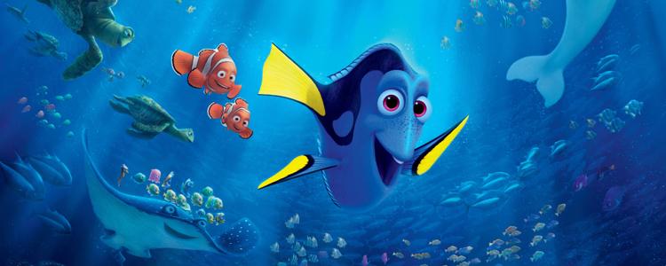 Le Monde de Dory - Pixar (1)