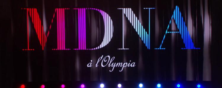 Madonna - MDNA à l'Olympia (2012) (1)
