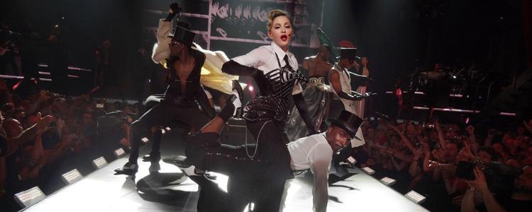 Madonna - MDNA à l'Olympia (2012) (2)