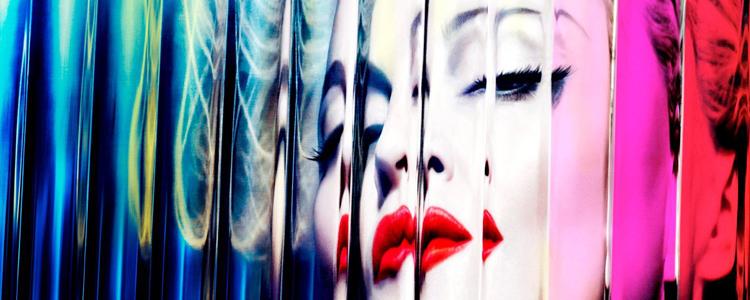 Madonna - MDNA (2012)
