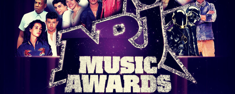 NRJ Awards 15th Edition - Votes