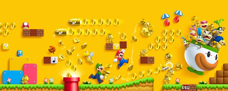 New Super Mario Bros. 2 (jeu-vidéo)