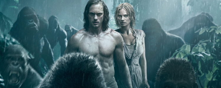 The Legend of Tarzan - David Yates (1)