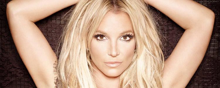 Britney Spears - Glory (2016)