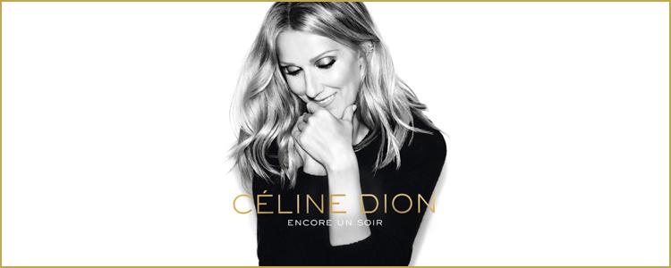 Céline Dion - Encore un soir (2016)