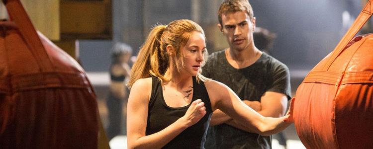 Divergente - Shailene Woodley (1)