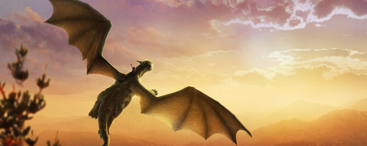 Peter et Elliott le dragon - Disney (1)
