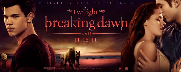 Twilight Breaking Dawn Part 1 - Kristen Stewart (1)