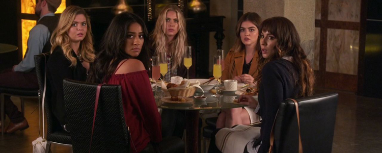 Pretty Little Liars - Saison 7A (2)