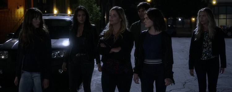 Pretty Little Liars - Saison 7A (3)